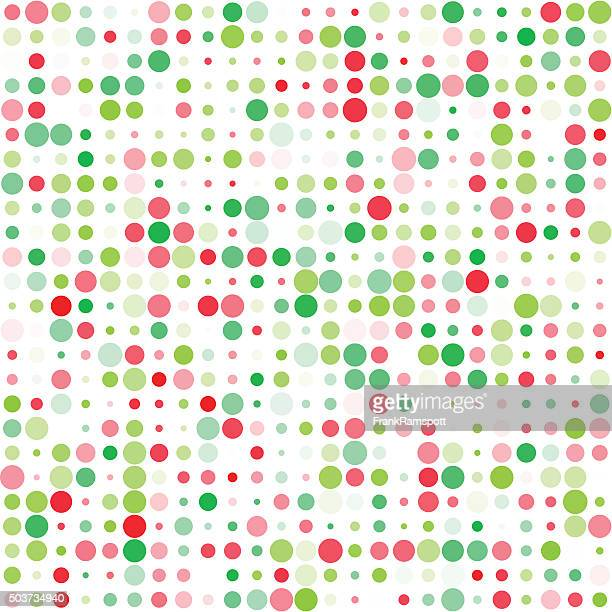 Obst Circle Vielfalt Muster