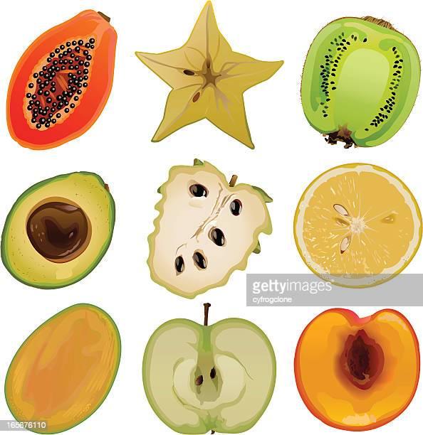フルーツ core1