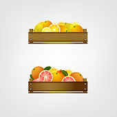 Fruit Crate Image