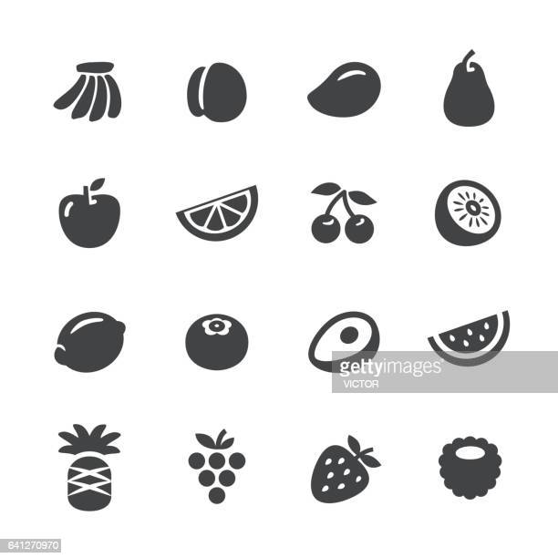 Fruit Icons - Acme Series