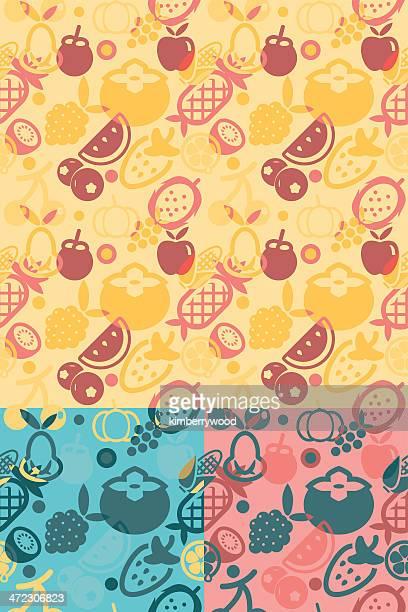 Fruits sans coutures