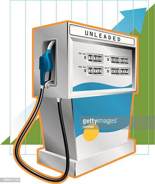 illustrations, cliparts, dessins animés et icônes de le carburant - fuel pump