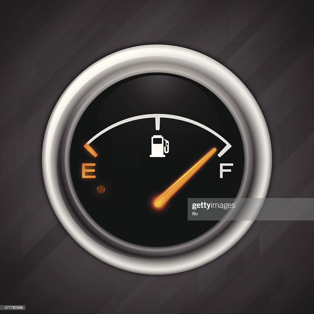 Full Gas Gauge