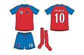 Full Kit Soccer