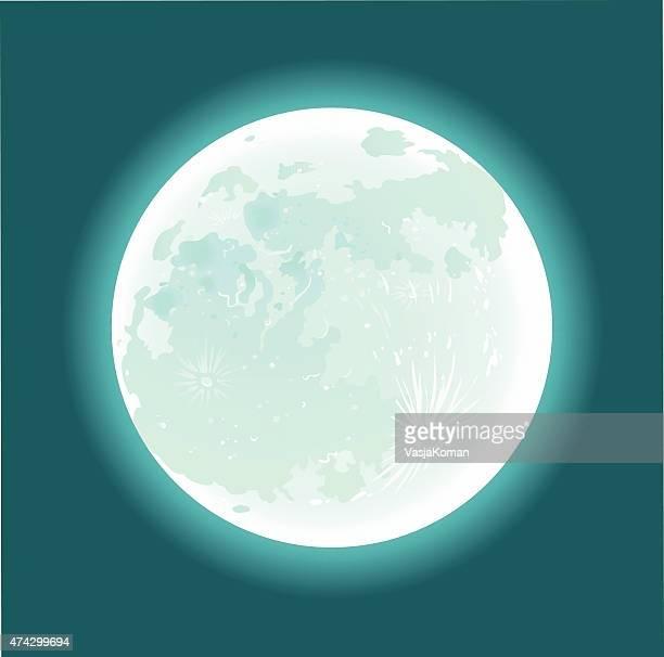 満月の Sky