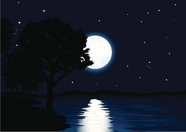 World's Best Moonlight Stock Video Clips and Footage ...   Full Moon Reflecting Off Water