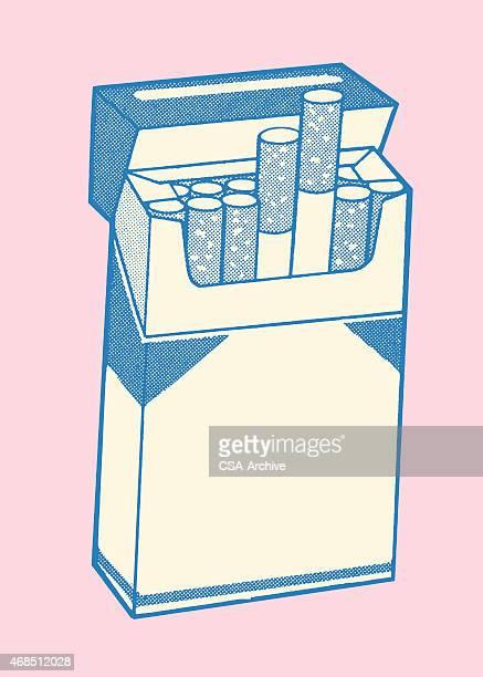 フルパックのタバコオープン