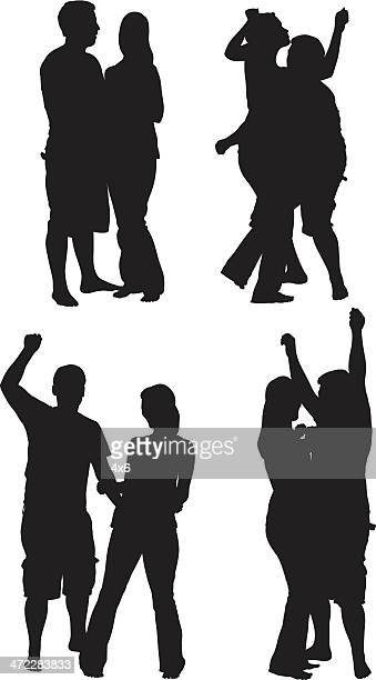一緒に楽しいカップルダンス