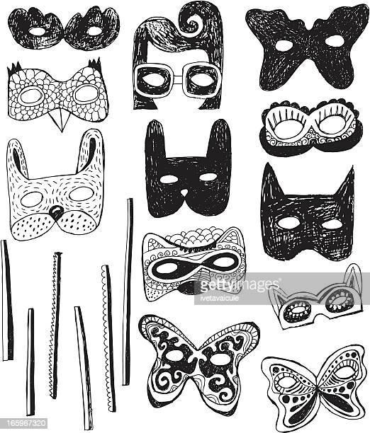 Fun face mask