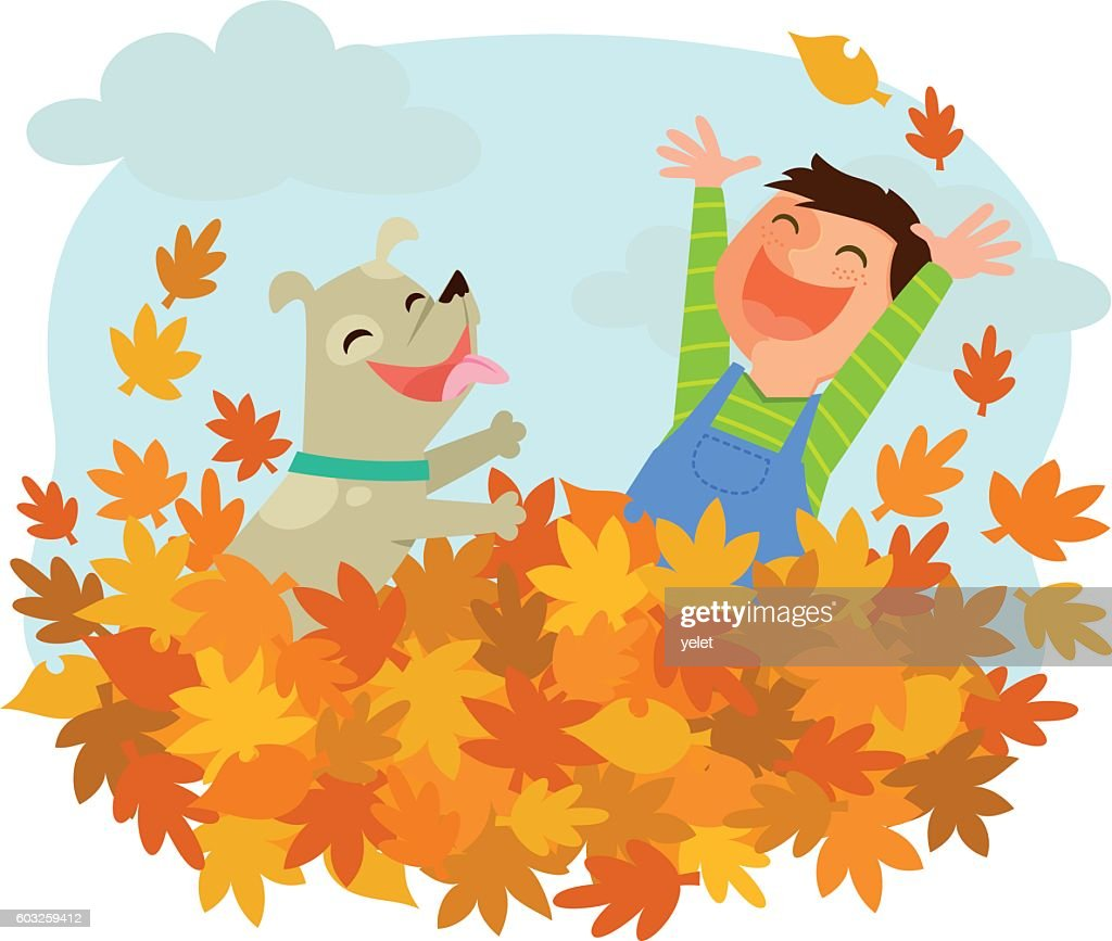 fun of autumn
