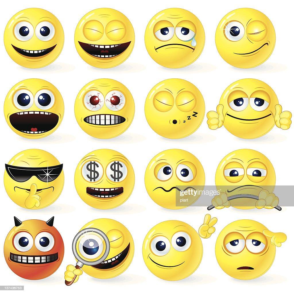 Fun Smileys and Emoticons.