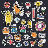 Fun Sticker Collection
