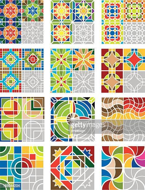 fun tiling art