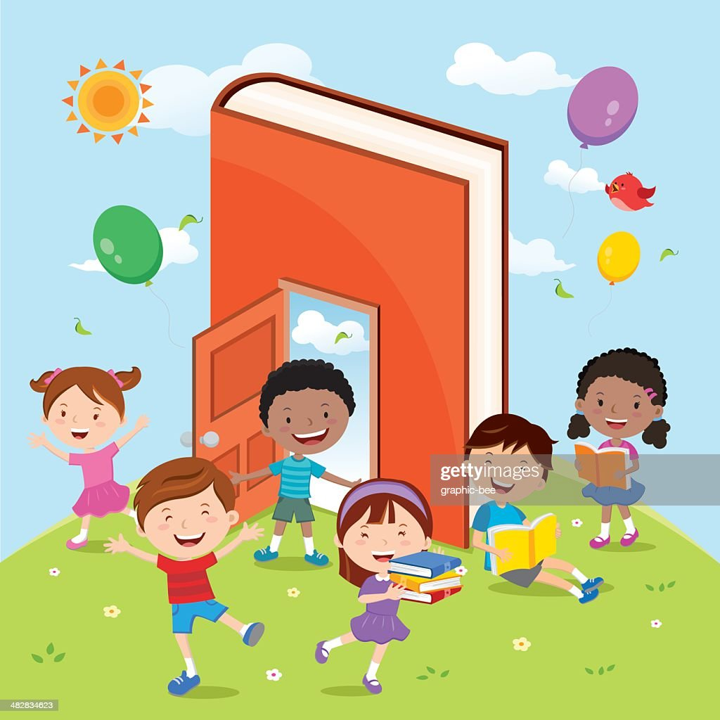 Fun with books and reading activities.