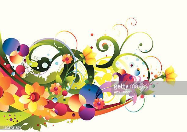 Funky florais