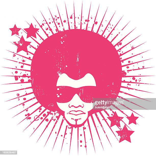 ilustrações de stock, clip art, desenhos animados e ícones de funky - reggae
