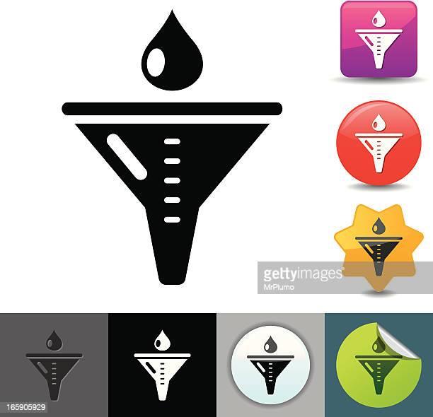 Funnel icon | solicosi series
