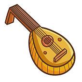 funny arabic guitar