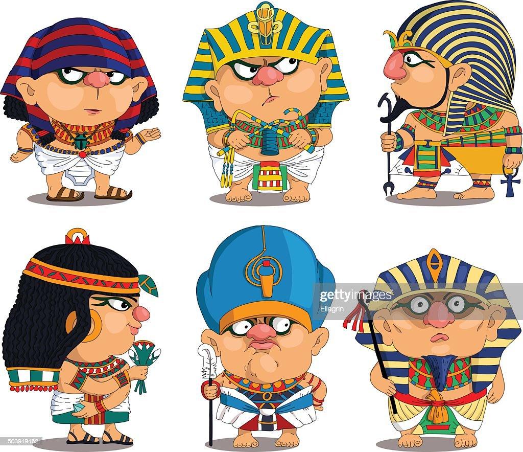 Funny Egyptian Pharaohs
