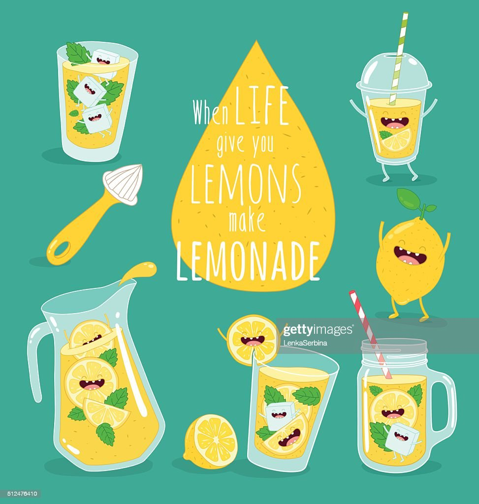Funny lemonade