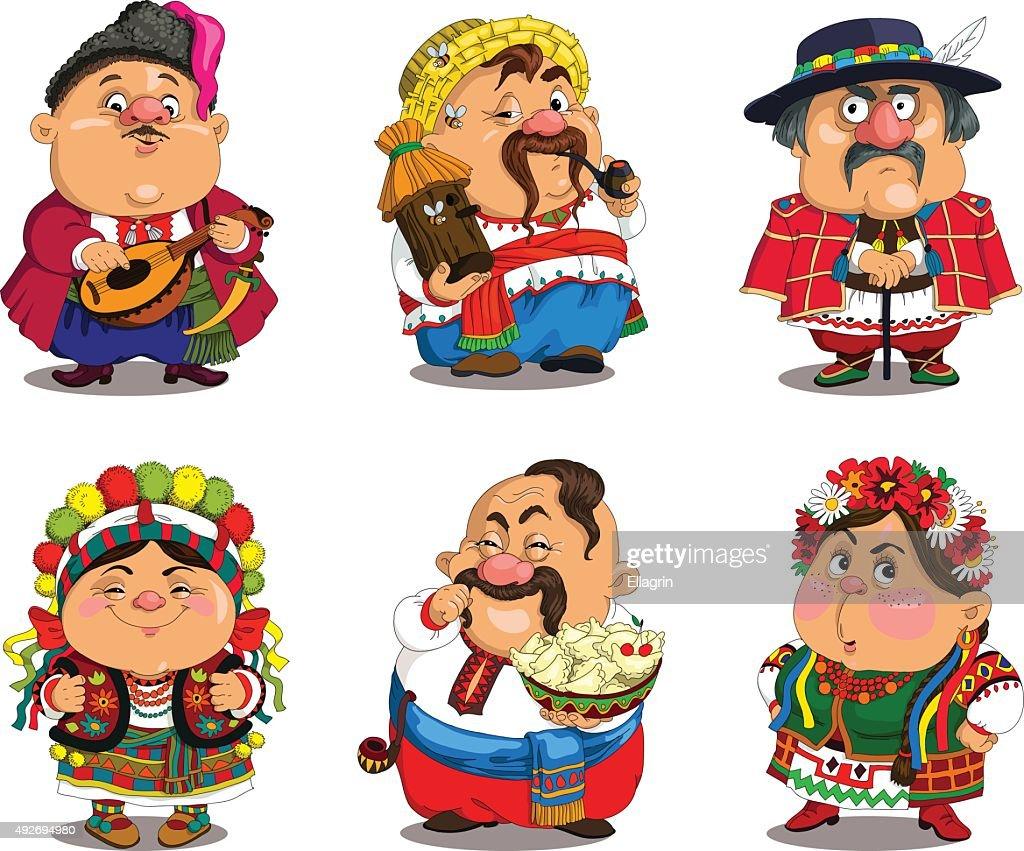 Funny Ukrainians
