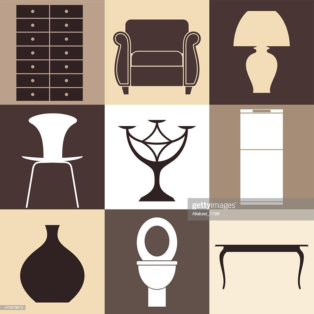 Furniture. Set