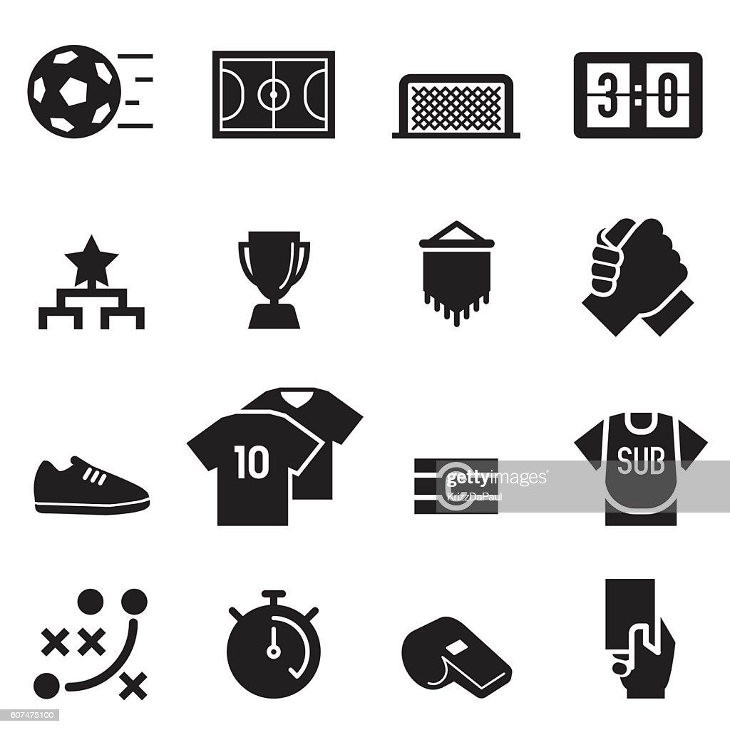 Futsal Icons [Black Edition]