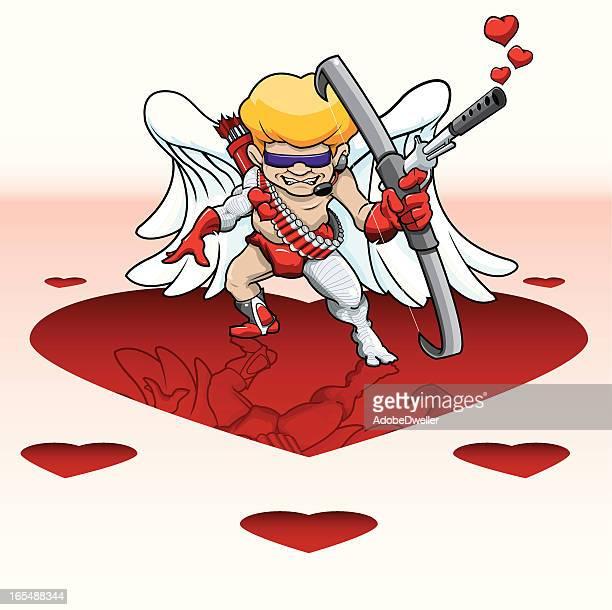 Futuristic Cupid