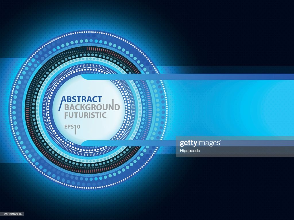 futuristic technology pattern abstract background, communication concept vector
