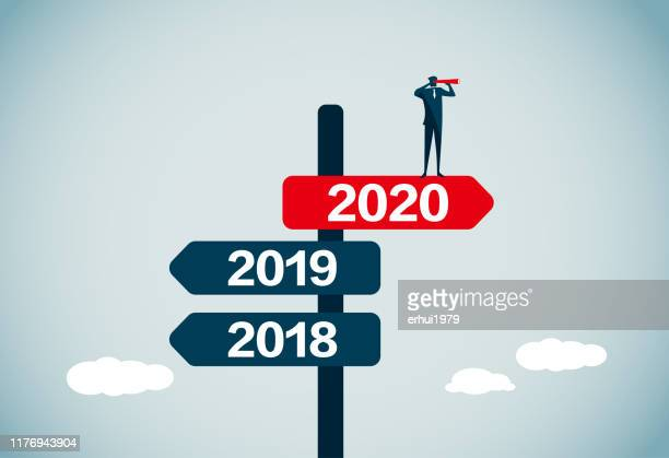 futuristic - 2020 stock illustrations