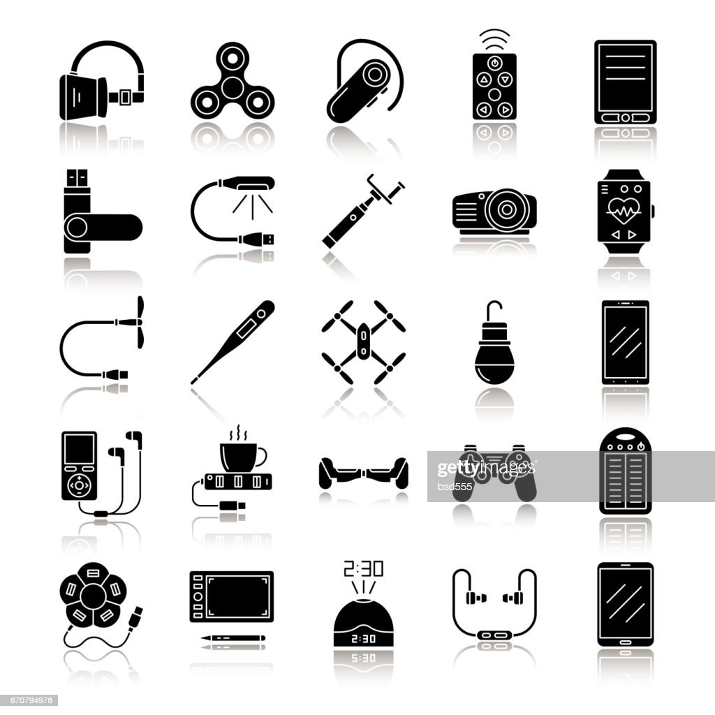 Gagdets icons