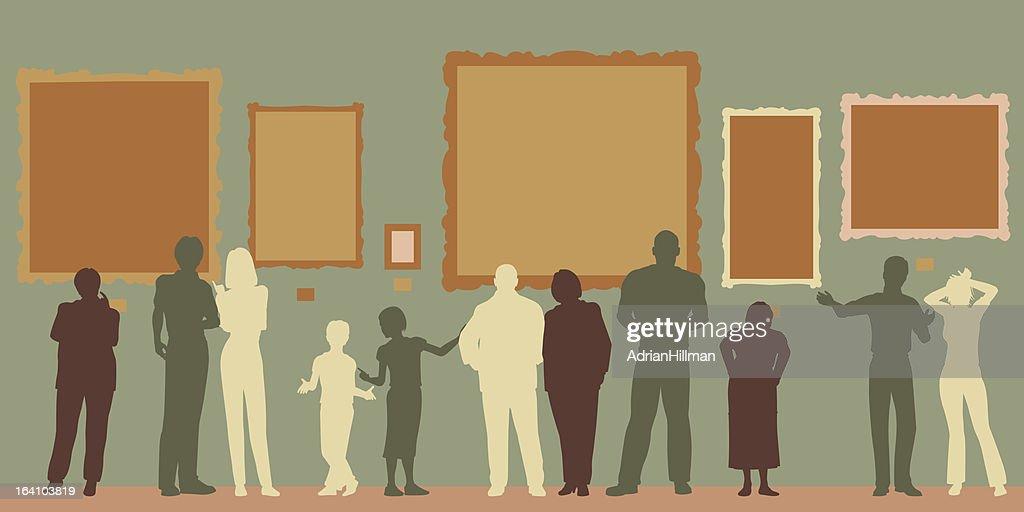 Gallery color