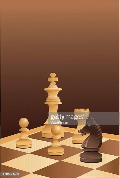 Juego de ajedrez: Checkmate