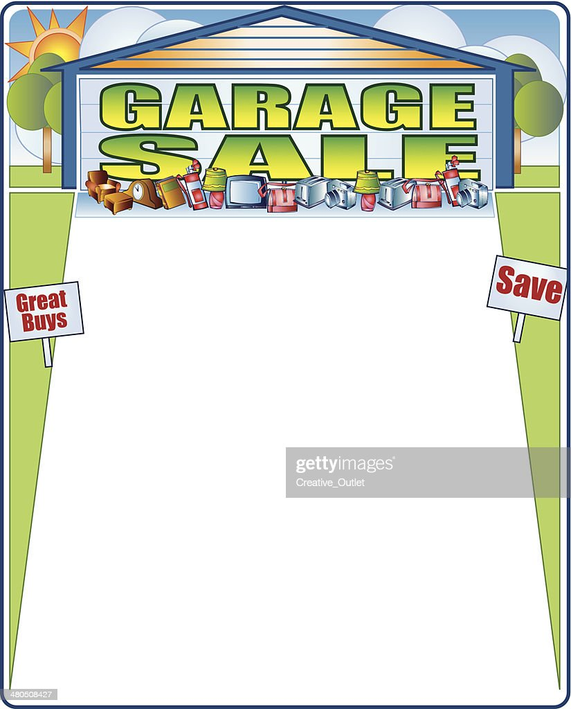 Garage Sale Frame C