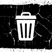 Garbage Bin.