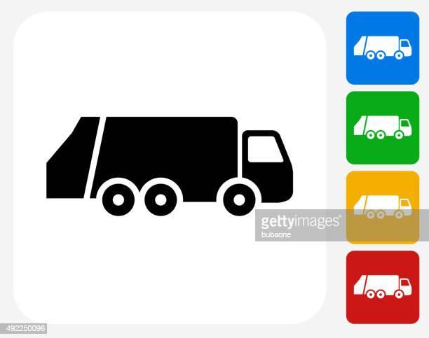30 Meilleurs Camion Poubelles Illustrations Cliparts