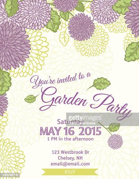 Einladung vorlage gartenfest Einladung zur