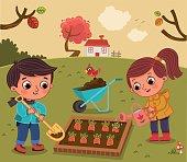 Gardener Kids