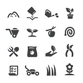 Gardening Icons - Acme Series