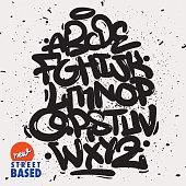 Garffiti Font