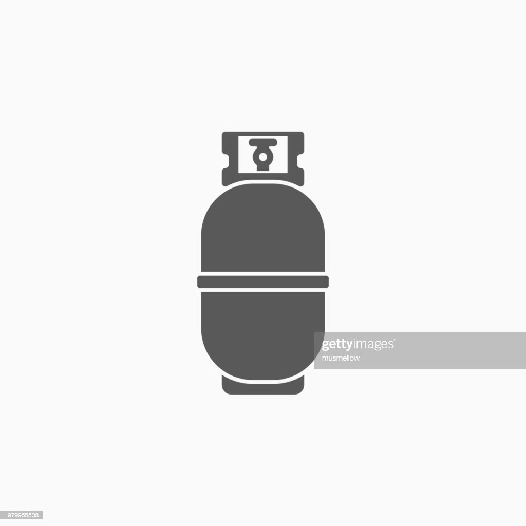 gas bottle icon