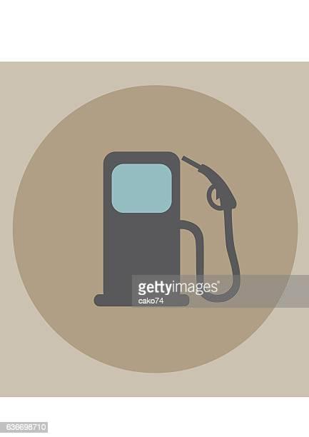 Ícone de bomba de gás