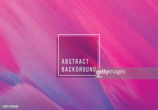 gasoline reflection iridescent spectrum colors abstract background - purple background stock illustrations