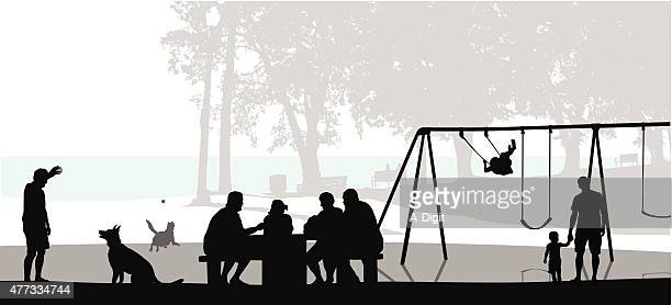 Gathering Outdoors