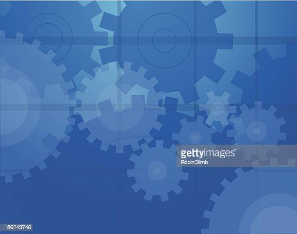 Gears Abstract