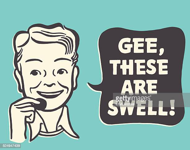 gee these are swell - cookie stock illustrations, clip art, cartoons, & icons
