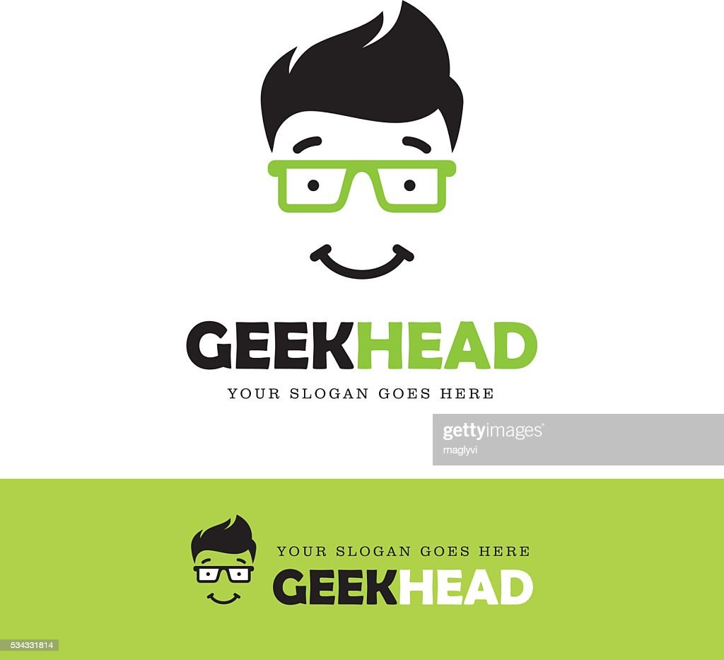 Geek Face Icon