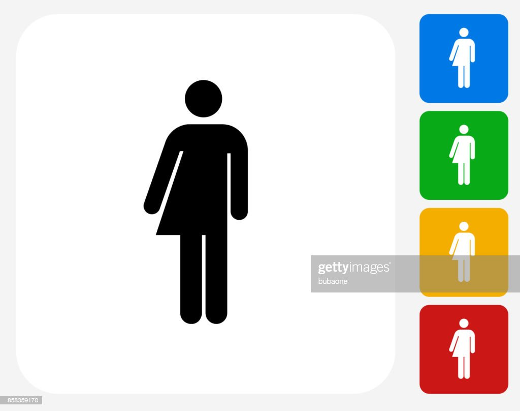 Gender Neutral Symbol Vector Art