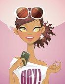 Generation 3G (African Girl)