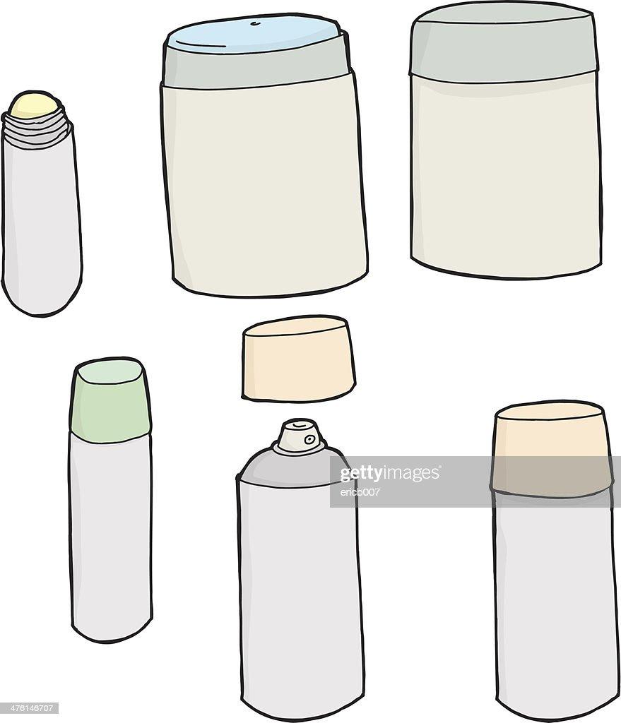 Generic Deodorant Objects